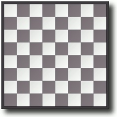 how many squares in a chessboard